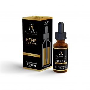 Full Spectrum 500mg CBD Oil