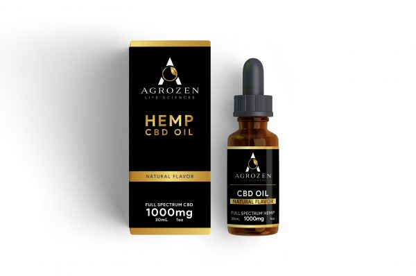 Full Spectrum 1000mg CBD Oil