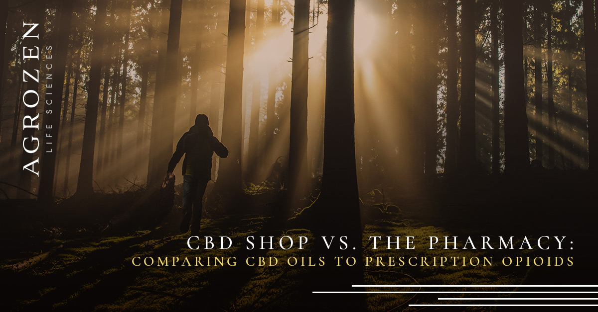CBD Shop vs The Pharmacy