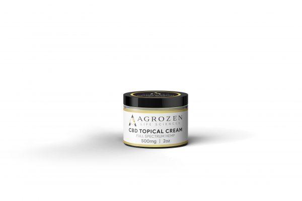 Topical CBD Cream