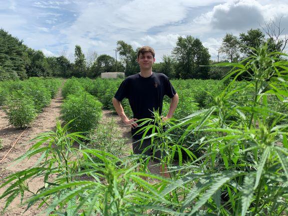 Agrozen Life Sciences Hemp Farm